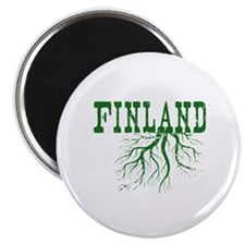 Finland Roots Magnet