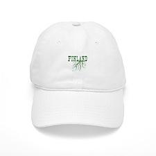 Finland Roots Baseball Cap