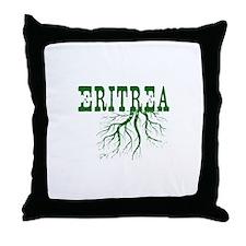 Eritrea Roots Throw Pillow