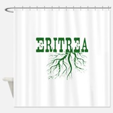 Eritrea Roots Shower Curtain