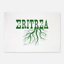 Eritrea Roots 5'x7'Area Rug