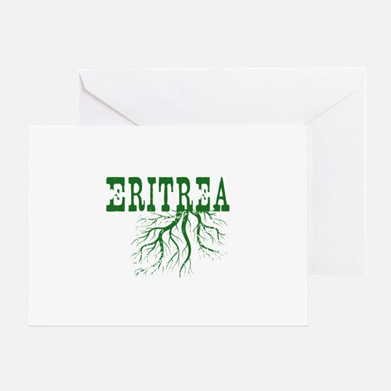Eritrea Roots Greeting Card