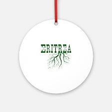 Eritrea Roots Ornament (Round)