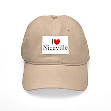 """""""I Love Niceville"""" Baseball Cap"""