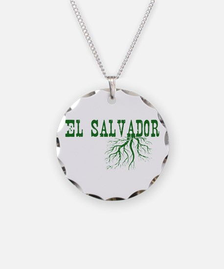 El Salvador Roots Necklace