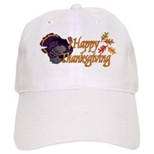 Thanksgiving Baseball Cap