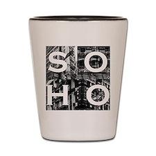 Soho Tee Shot Glass