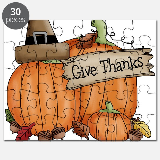 Thanksgiving Puzzle