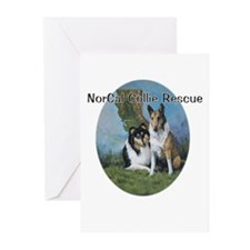NCR color logo Greeting Cards (Pk of 10)