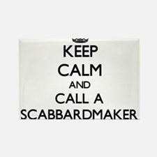 Keep calm and call a Scabbardmaker Magnets
