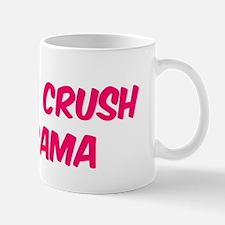 I have a crush on Obama Mug