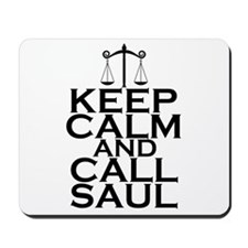 Call Saul Mousepad