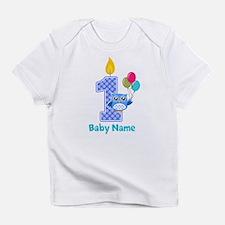 1st birthday Infant T-Shirt