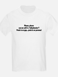 Tallywhacker-Penis T-Shirt