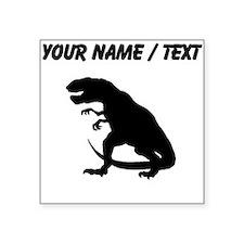 Tyrannosaurus Rex Silhouette (Custom) Sticker