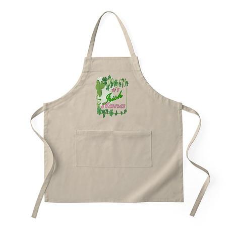 #1 IRISH NANA BBQ Apron