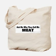 Meat Tote Bag