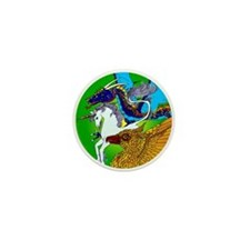 Defenders: Green Mini Button (100 pack)