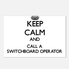 Keep calm and call a Swit Postcards (Package of 8)