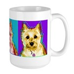 Cairn Terrier Large Mug