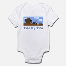 Noah's Ark Two By Two Onesie