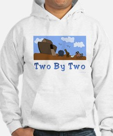 Noah's Ark Two By Two Hoodie