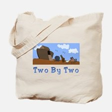 Noah's Ark Two By Two Tote Bag