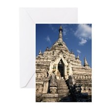 Temple Greeting Cards (Pk of 10)