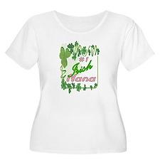 #1 IRISH NANA T-Shirt
