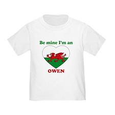 Owen, Valentine's Day T