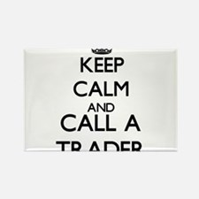 Keep calm and call a Trader Magnets