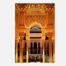 Alhambra Postcards (Package of 8)