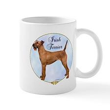 Irish Terrier Portrait Mug