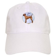 Irish Terrier Portrait Baseball Baseball Cap