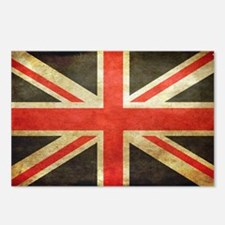 Union Flag Postcards (Package of 8)