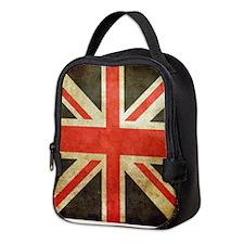 Union Flag Neoprene Lunch Bag