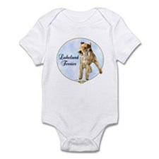 Lakeland Portrait Infant Bodysuit