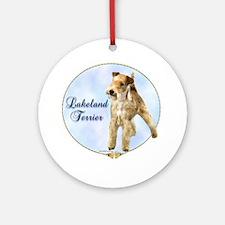 Lakeland Portrait Ornament (Round)