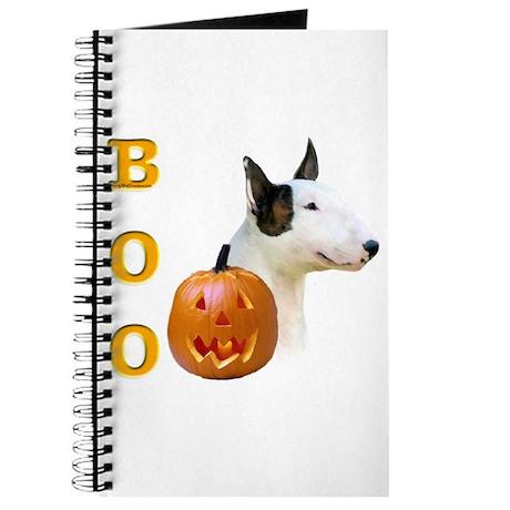 Mini Bull Boo Journal