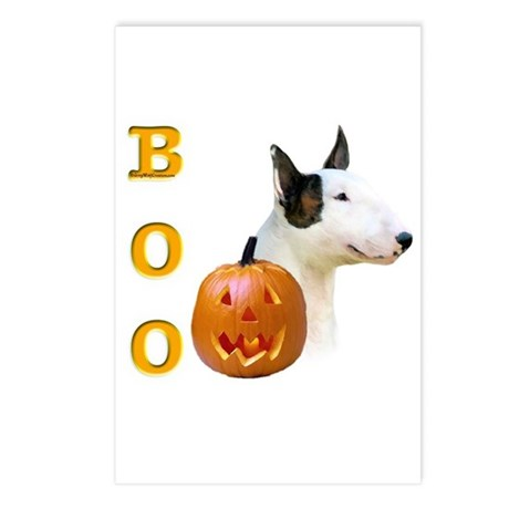 Mini Bull Boo Postcards (Package of 8)
