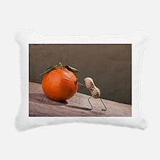 Simple Things - Sisyphos Rectangular Canvas Pillow