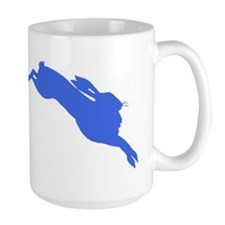 Blue Hare Mugs