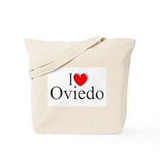 """""""I Love Oviedo"""" Tote Bag"""