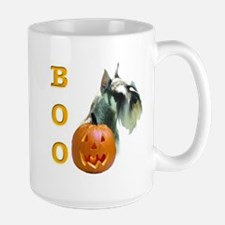 Mini Schnauzer Boo Mug
