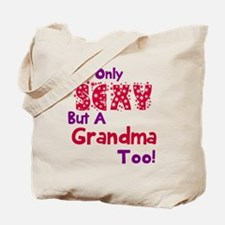 Sexy Grandma Tote Bag
