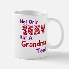 Sexy Grandma Mug
