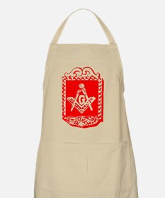 """Tavern Sign"" Square and Compass BBQ Apron"