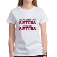 What happens with sisters Tee