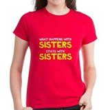 Family sisters Women's Dark T-Shirt