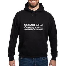 Geezer Definition Hoodie